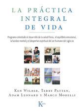 Tapa libro Practica Integral de Vida  Wilber