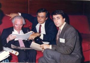 Dr. Viktor Frankl, 1984