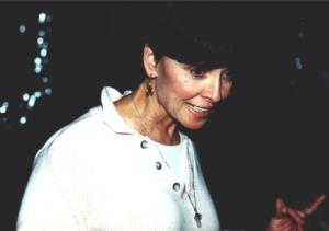 Mary Goldenson, Esalen, California, 1992
