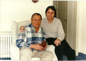 Dr. Stanislav Grof, 1998
